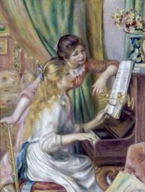 Renoir, Twee meisjes aan de piano