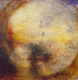 Turner, Licht en kleur, de ochtend na de zondvloed