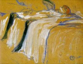 Toulouse-Lautrec, Alleen