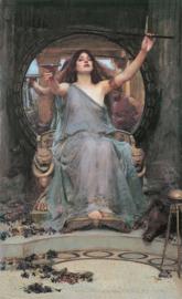 Waterhouse, Circe offert de beker aan Odysseus