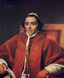 David, Paus Pius VII