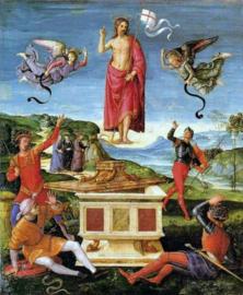 Rafaël, De verrijzenis van Christus