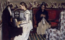 Cézanne, De ouverture van Tannhauser