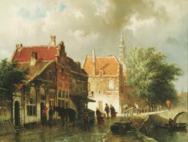 Springer, De Raamgracht in Haarlem