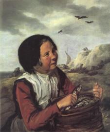Hals, Vissersmeisje