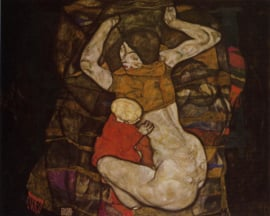 Schiele, Jonge moeder