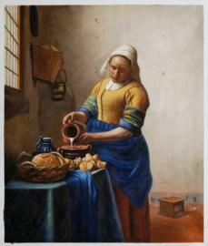 Vermeer, Het melkmeisje