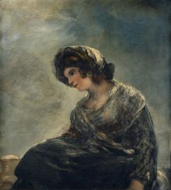 Goya, De melkmeid van Bordeaux