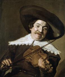 Hals, Portret van Daniel van Aken