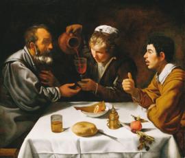 Velázquez, De boerenlunch