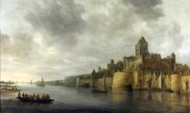 Van Goyen, Het Valkhof bij Nijmegen