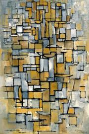 Mondriaan, Tableau no. 1