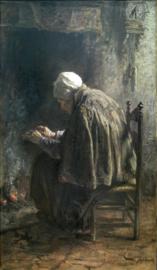 J. Israëls, Als men oud wordt