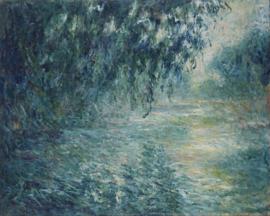 Monet, Een ochtend op de Seine
