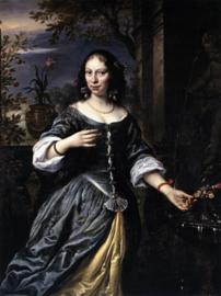 Flinck, Portret van Susanna van Baerle
