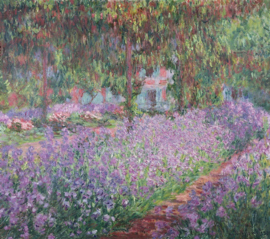 Monet, De artiestentuin in Giverny