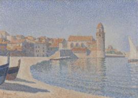 Signac, Collioure, de klokkentoren
