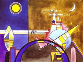 Kandinsky, De grote poort van Kiev