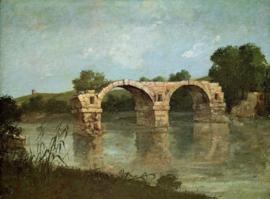 Courbet, Le Pont d'Ambrussum