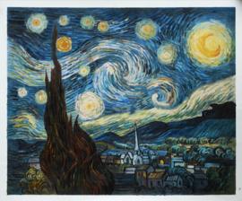 Van Gogh, Sterrennacht