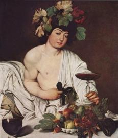 Caravaggio, Bacchus