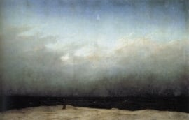 Friedrich, Monnik bij de zee
