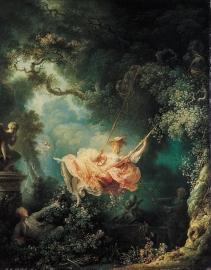 Fragonard, De schommel