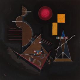Kandinsky, Licht in zwaar