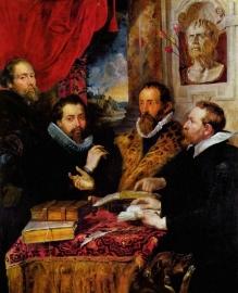 Rubens, De vier filosofen