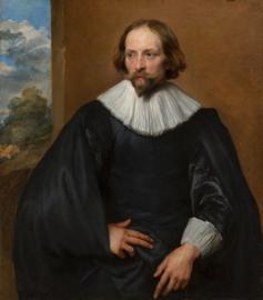 Van Dyck, Portret van Quintijn Simons