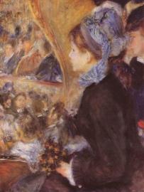 Renoir, Het eerste uitje (in het theater)