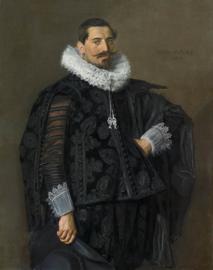 Hals, Portret van Jacob Olycan