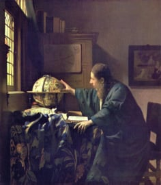 Vermeer, De astronoom