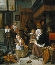 Steen, Sint Nicolaasfeest