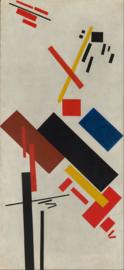 Malevich, Huis onder constructie