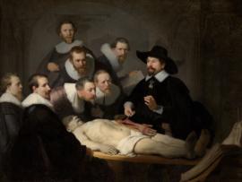 Rembrandt, Anatomische les van Dr Tulp