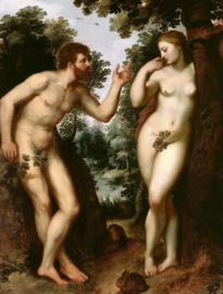 Rubens, Adam en Eva