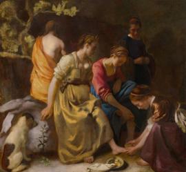 Vermeer, Diana en haar nimfen
