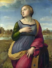 Rafaël, Heilige Catherina