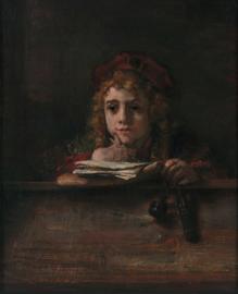 Rembrandt, Titus aan de lezenaar