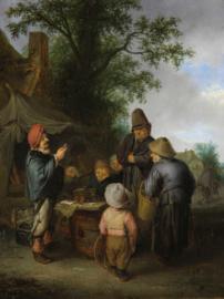 Van Ostade, De kwakzalver