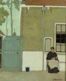 Mankes, Vrouw voor haar huis