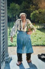Claus, De oude tuinman