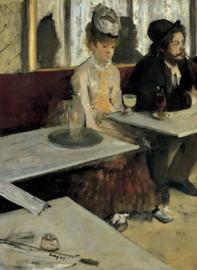 Degas, De absintdrinkster