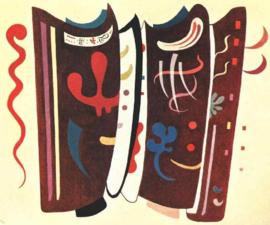 Kandinsky, Aangevuld bruin