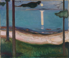 Munch, Maanlicht