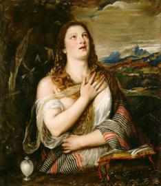Titiaan, De berouwvolle Maria Magdalena