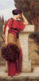 Godward, De denker (la Pensierosa)