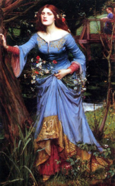 Waterhouse, Ophelia