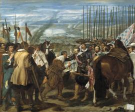 Velázquez, De verovering van Breda